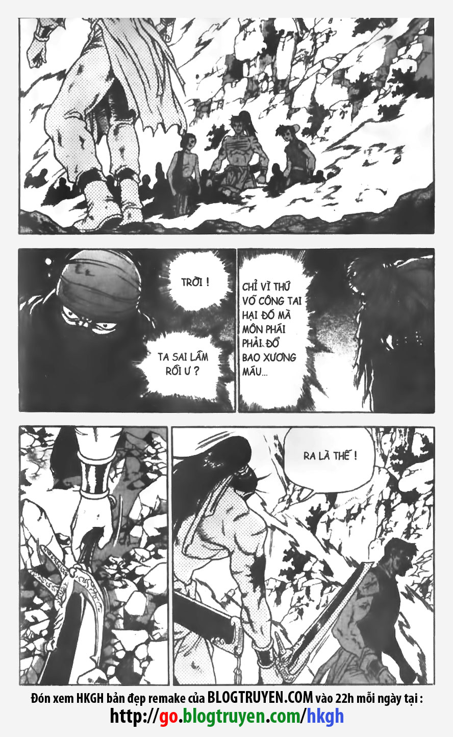 xem truyen moi - Hiệp Khách Giang Hồ Vol22 - Chap 150 - Remake