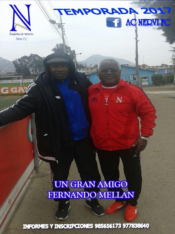 FERNANDO MELLAN