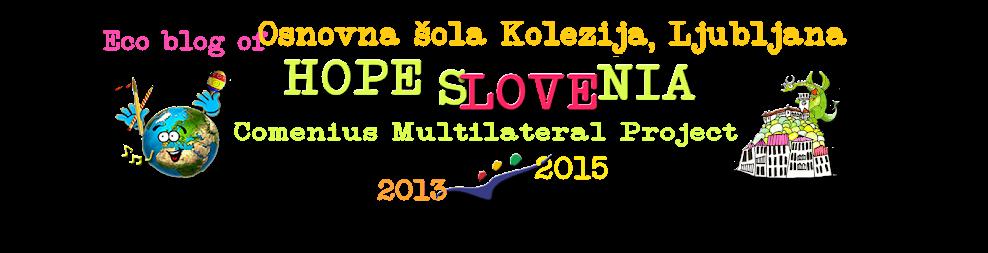 HOPE SLOVENIA