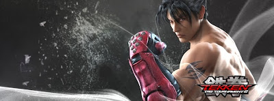 Jin Kazama Tekken Tag Tournament 2 Facebook Cover