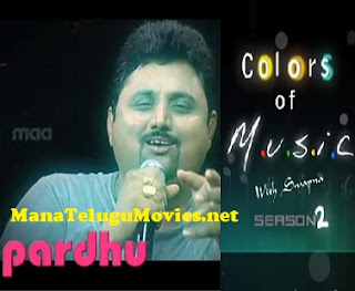 Singer Parthu in Colors of Music-2