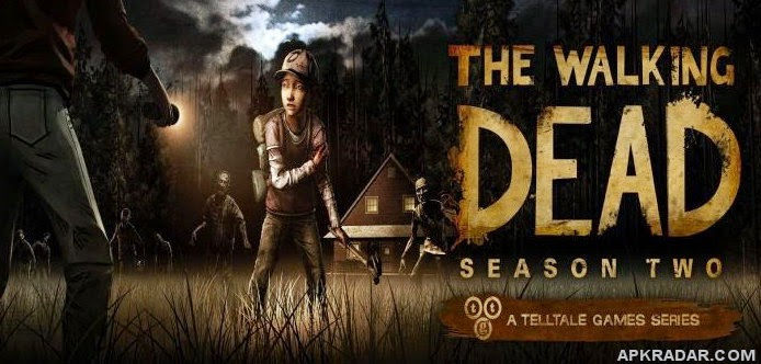 The Walking Dead: Season Two full 1.16 apk