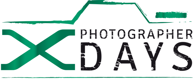 Logo del X photographers DAYS