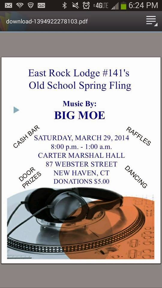 The FICKLIN MEDIA GROUP,LLC: East Rock Lodge #141 Old School Spring Fling