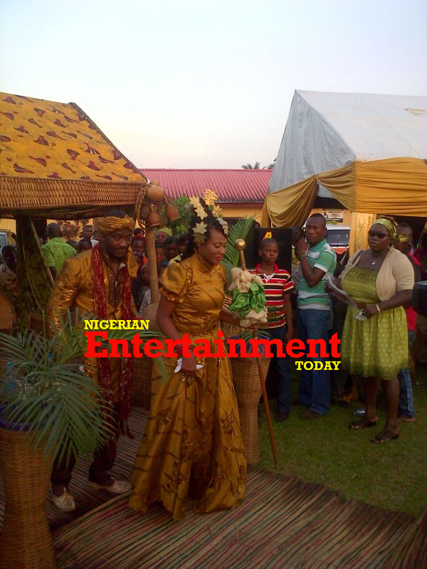 traditional wedding pictures nse ikpe etim and clifford sule
