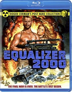 Equalizer 2000 Blu-ray