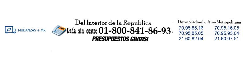 Mudanzas Plus | Recibe el Mejor Servicio de Mudanzas en México