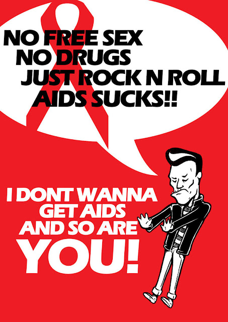 10 Best Awareness Advertisements Posters on HIV AIDS | HDpixels