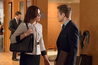 The Good Wife S05E01. Everything Is Ending