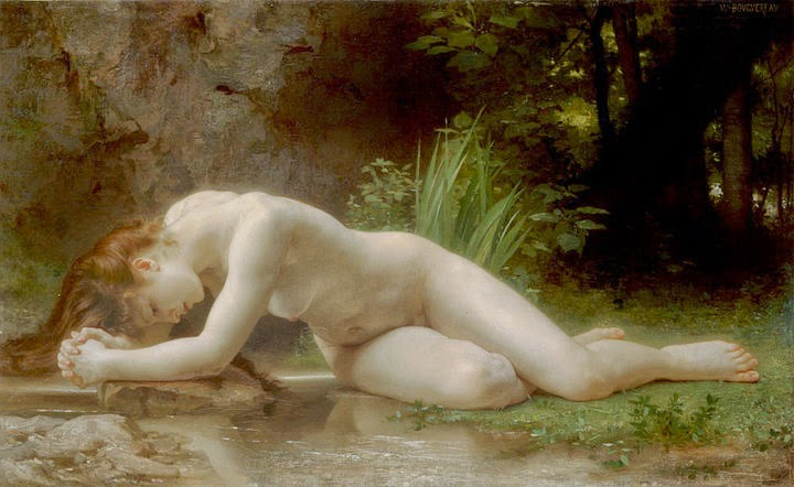 Biblis, William Adolphe Bouguereau,1884
