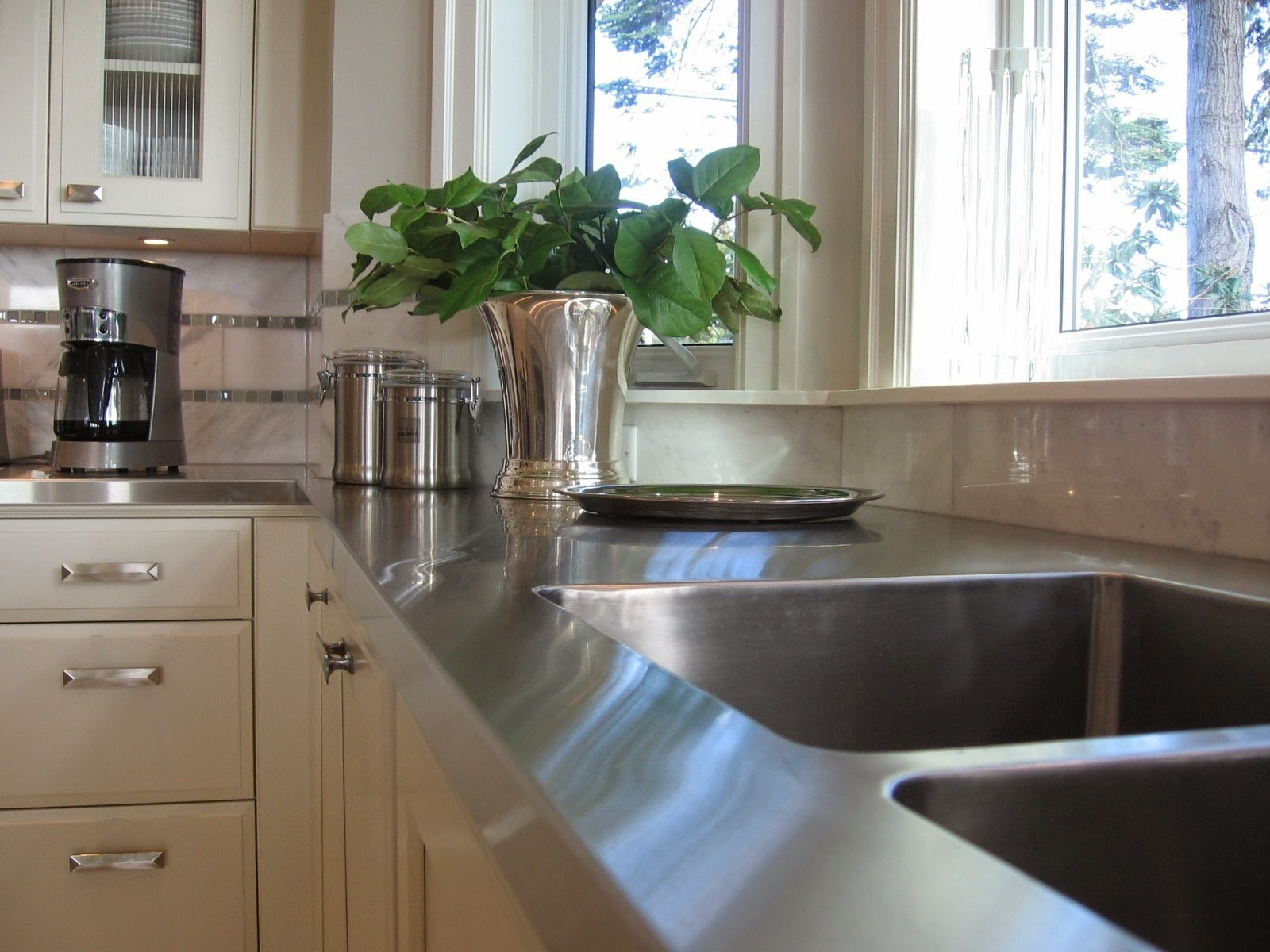 Make Stainless Steel Countertop How To Make A Stainless Steel Countertops