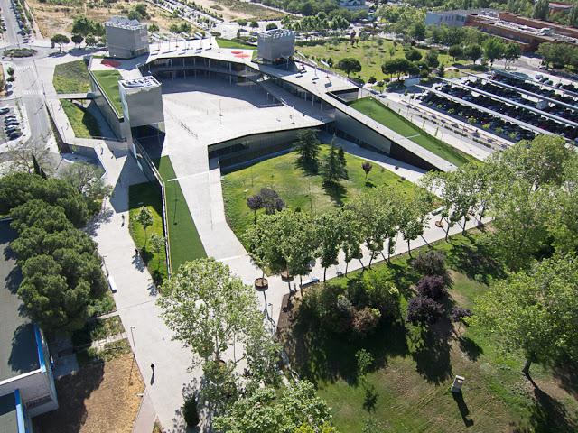 Atama s l plaza mayor uam for Universidades de arquitectura en espana