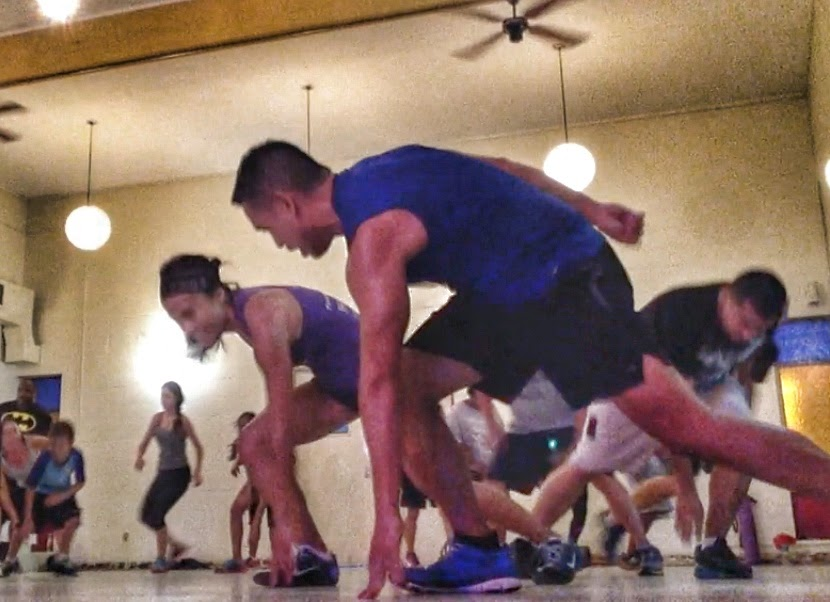 Insanity Suicide Drills