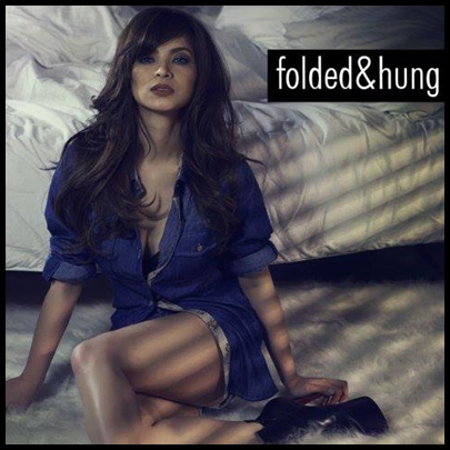 Angel Locsin hot on denim campaign