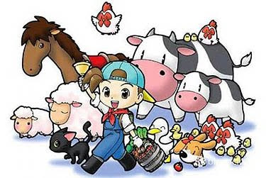 Harvest Moon: First Earth
