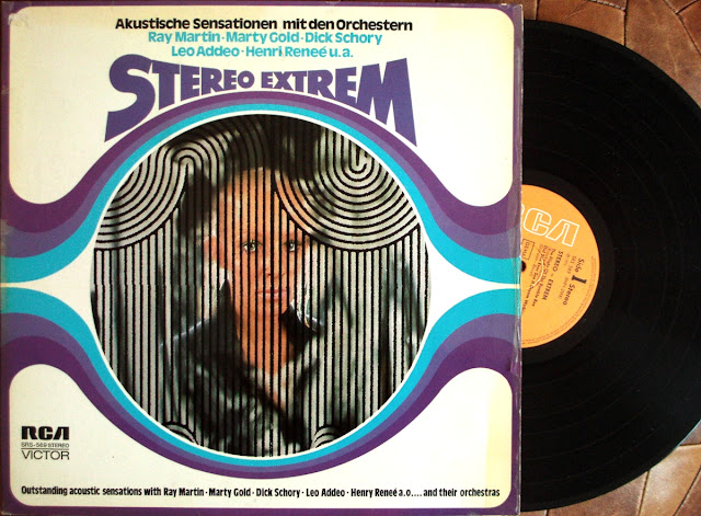 Stereo Extrem ~ The Sound Your Eyes Can Follow - Various on RCA Victor 1972