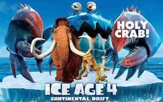ICE AGE 4 | CONTINENTAL DRIFT Terbaru 2012