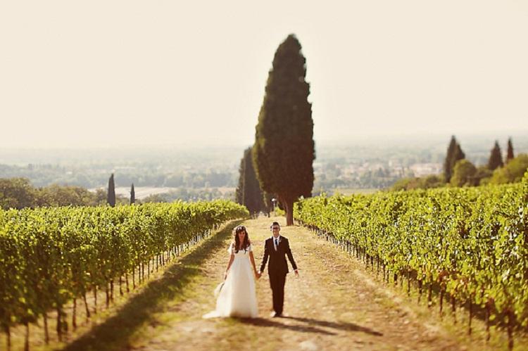 Matrimonio In Campagna : Vivere all italiana aria di matrimonio in campagna