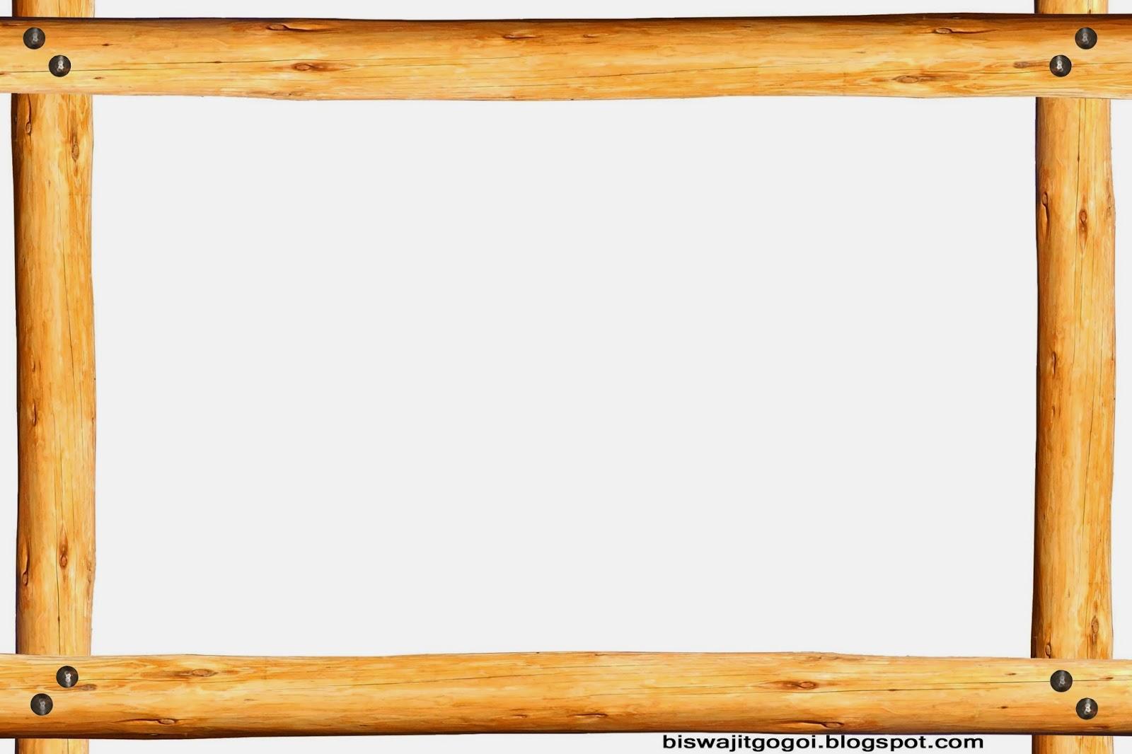 Log Picture Frames : log frame straight carved photoshop frame photoshop wood log frame ...
