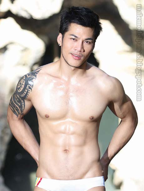 thailand male model ko pirawit pundeang