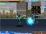 Game siêu nhân Gao đánh nhau mới nhất, chơi game sieu nhan