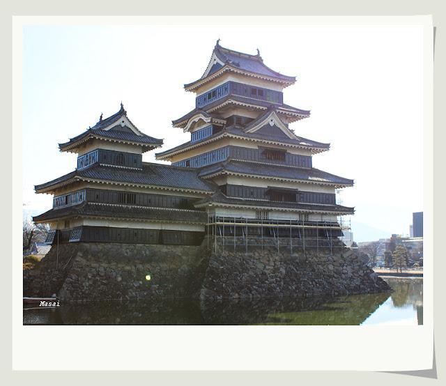 北陸-名古屋 松本城