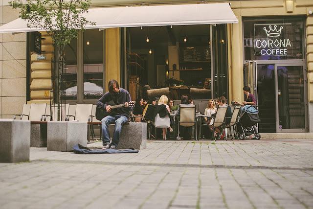 corona cafe szczecin blogerzy,wnętrza inspiracje blog DIY