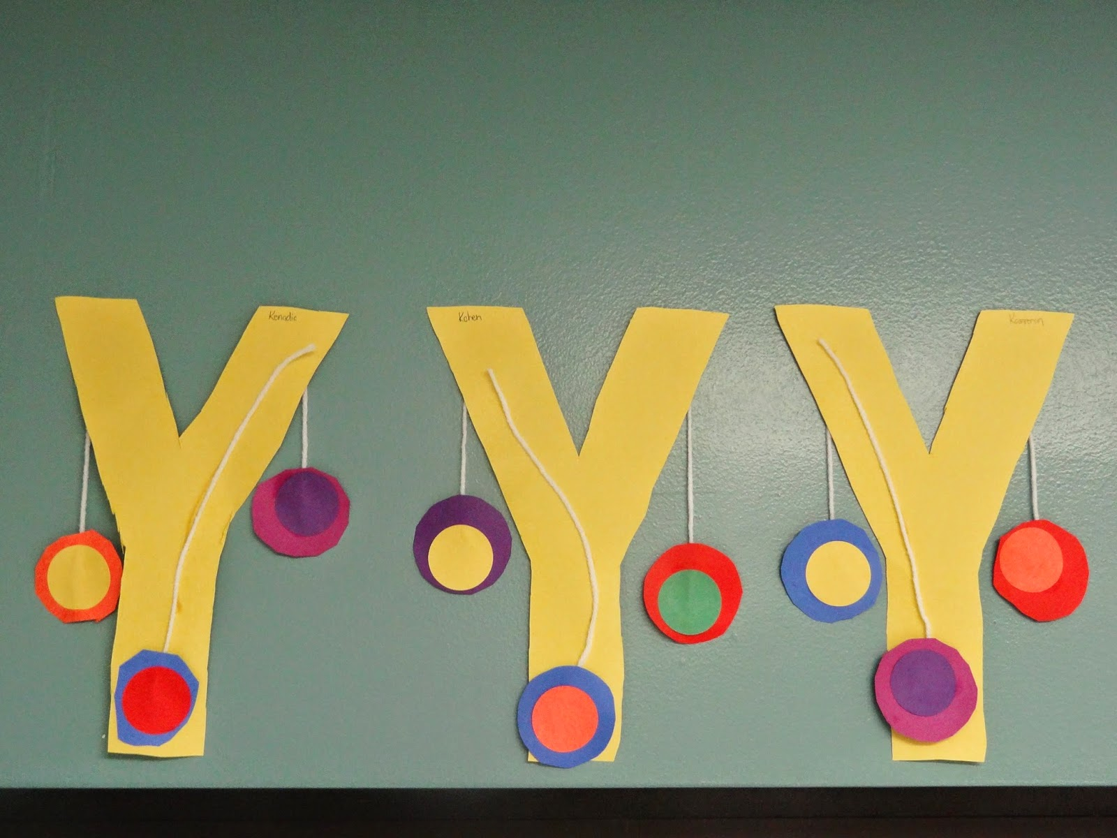 Permalink to Yoyo Crafts For Preschoolers