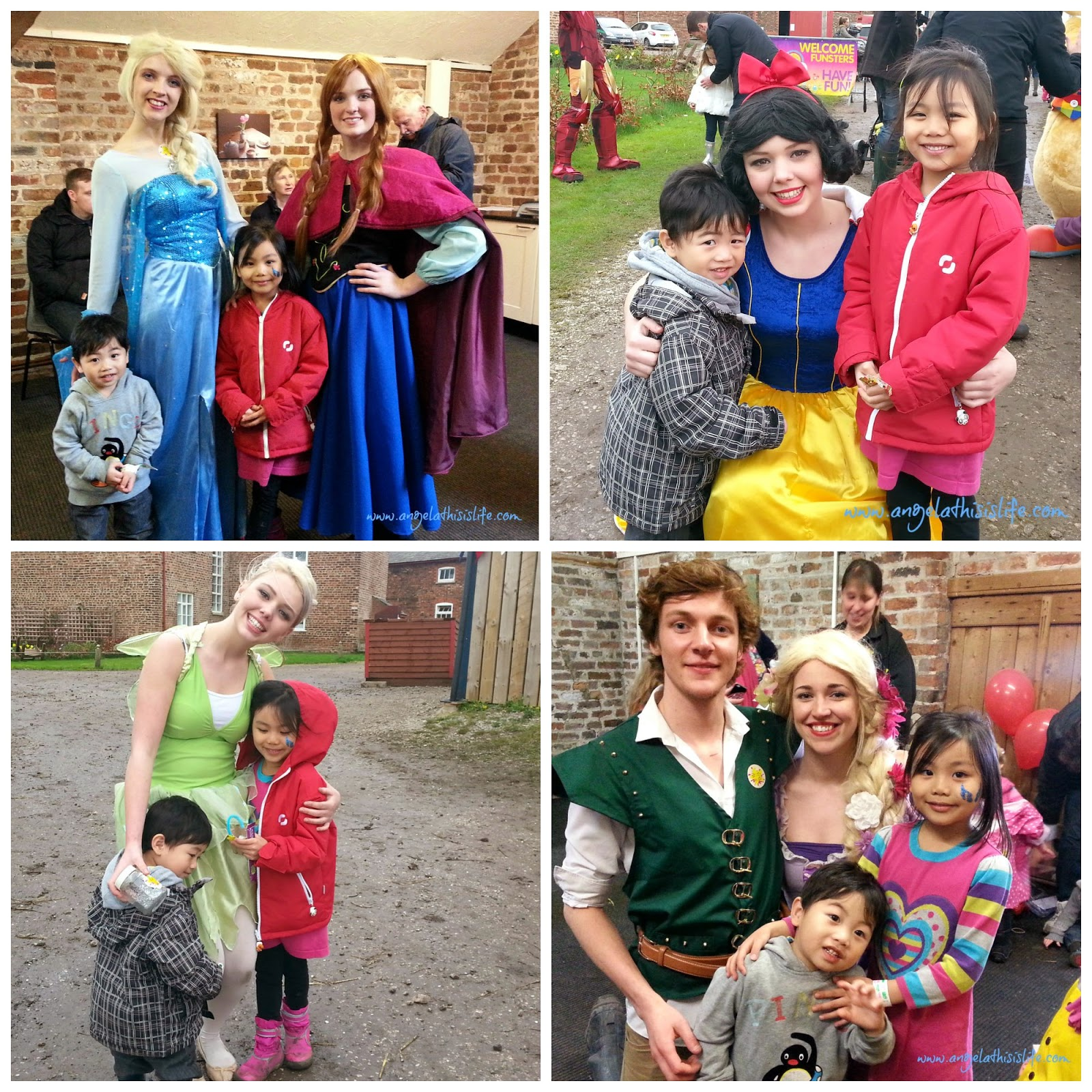 Little Fun Fest, Red House Farm, children Easter festival