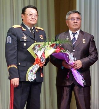 30-летие полета в космос гражданина Монголии