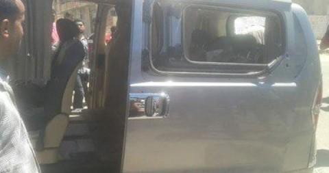 أسماء شهداء أعضاء النيابة العامة بشمال سيناء اليوم فى هجوم العريش الإرهابى