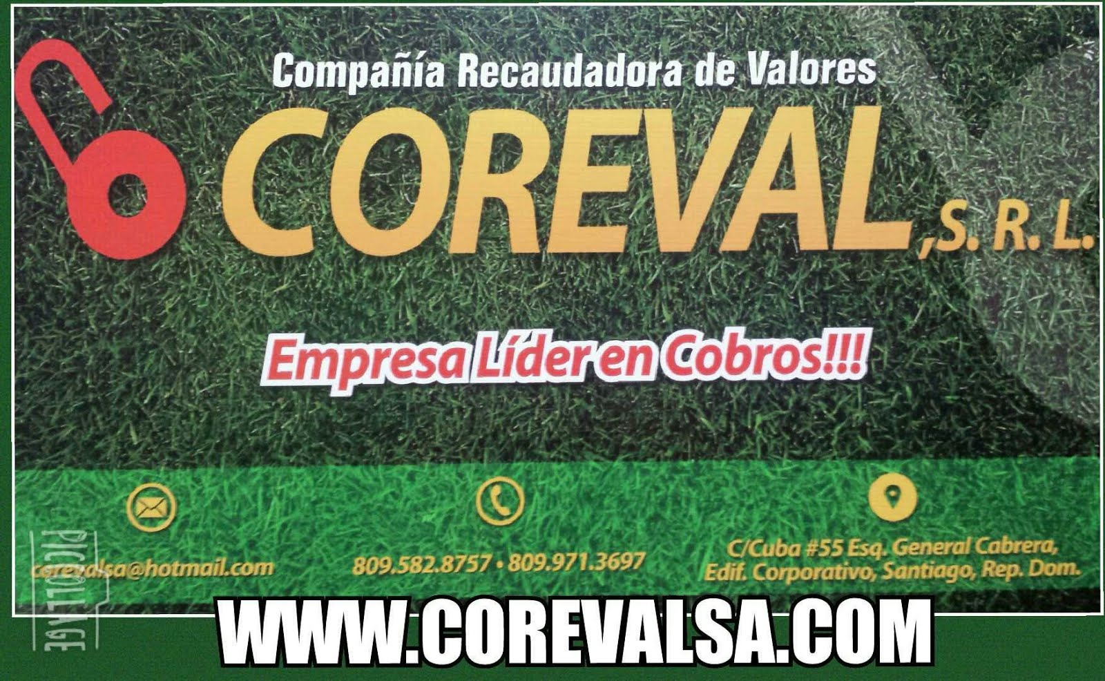 COREVAL, S.R.L