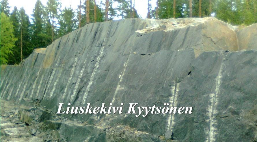 Liuskekivi Kyytsönen