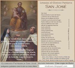 San José, Patrón de la Pureza
