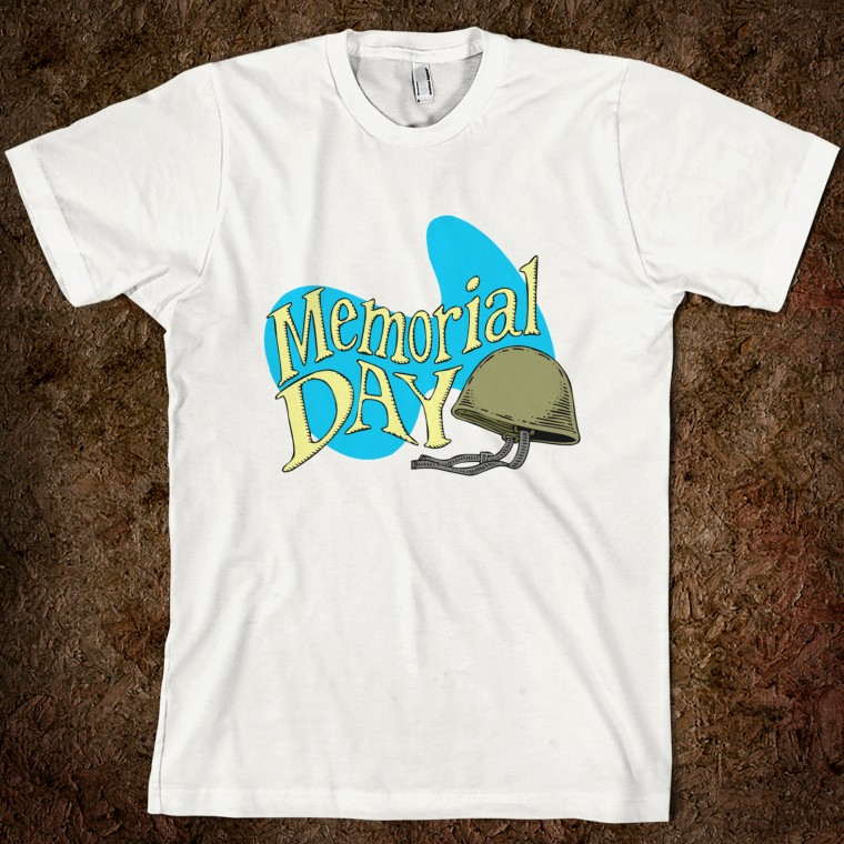 Funny Memorial Day T-Shirts