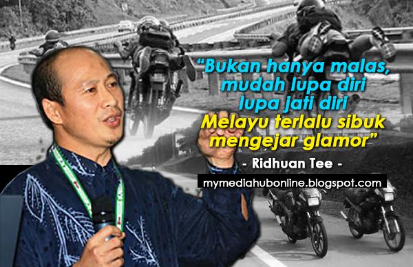 Bangsa Melayu adalah Pemalas