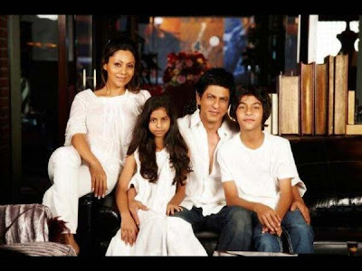 'AbRam' is a Shahrukh Khan and Gauri Khan's family new member