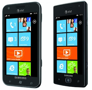 Samsung Focus S Phone AT&T Short Reviews