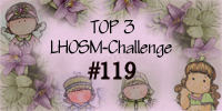 Top 3 LHOSH #119  Buttons or Bows