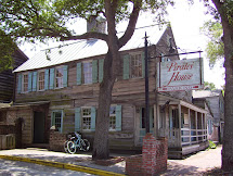 Haunted Pirate House Savannah GA