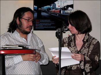 Maria José Hérnadez López y Julio