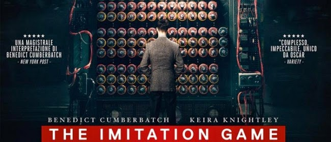 Kódjátszma / The Imitation Game [2014]