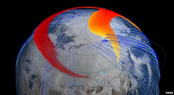 Tragedi Meteor Rusia Masih Menyisakan Debu di Angkasa
