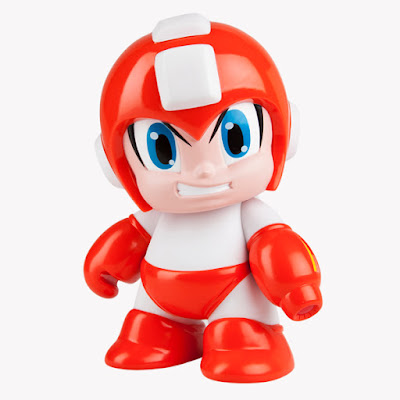 San Diego Comic-Con 2015 Exclusive Mega Man Variant Vinyl Figures by Kidrobot x Capcom - Red Mega Man