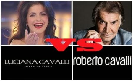 In causa con Roberto Cavalli
