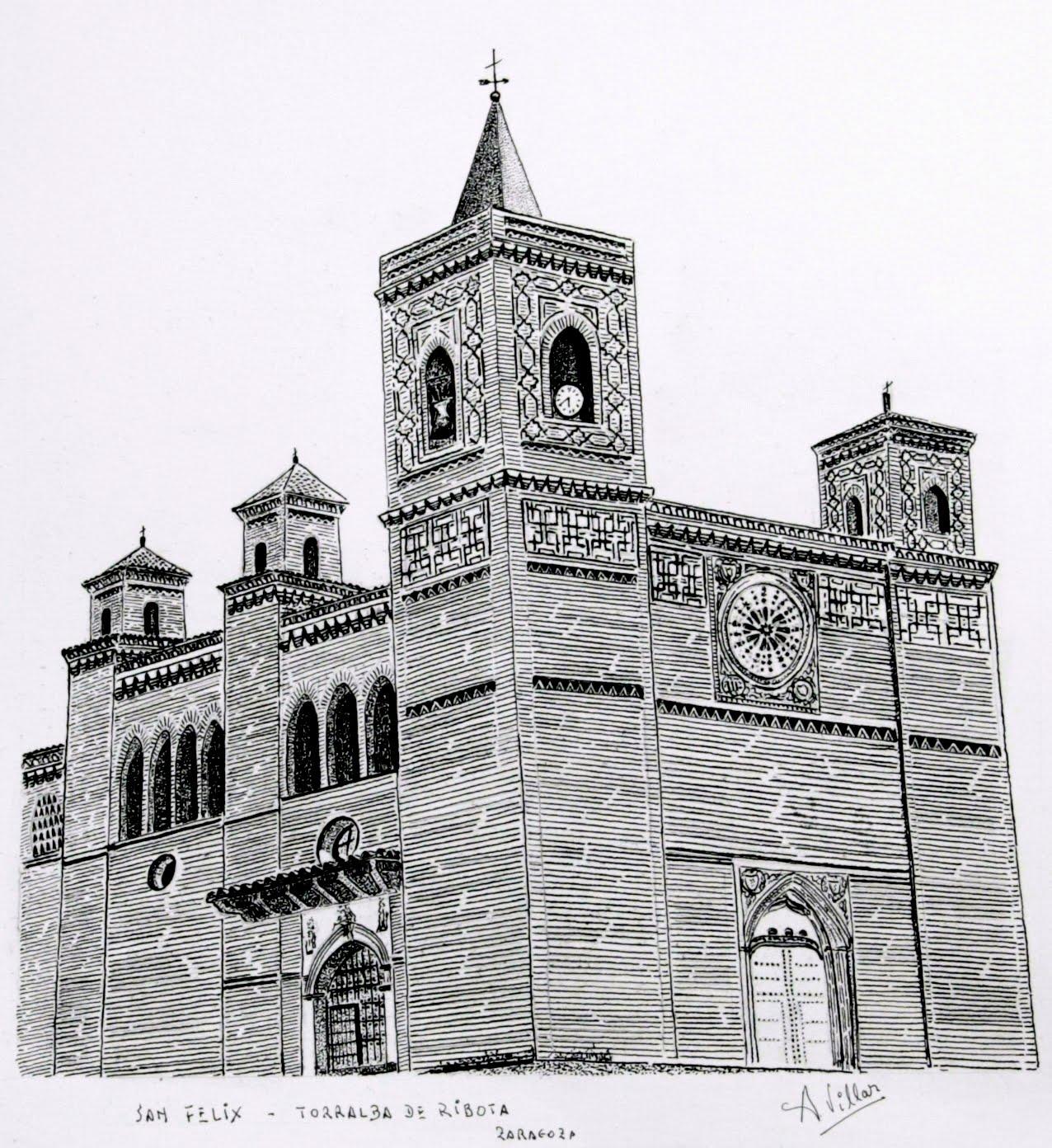 RUTA 5: CALATAYUD - ZARAGOZA | Mudéjar Aragonés: Singular Patrimonio ...