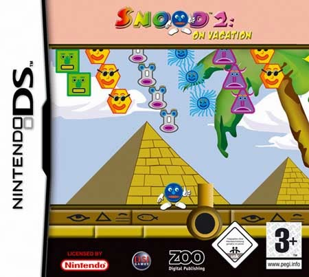 Snood 2 – On Vacation (Español) (Nintendo DS)