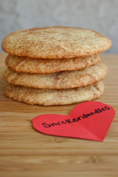 valentine's day meme put a ring in every drink - Bakergirl Snickerdoodle Cookies for Two