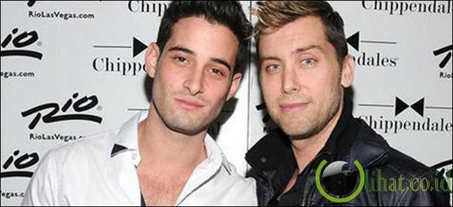 Lance Bass - Michael Turchin
