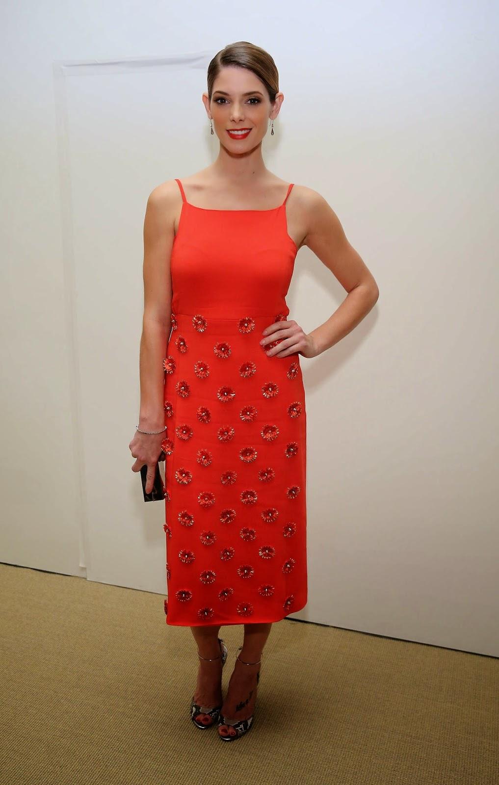 Ashley Greene – 11th annual CFDA/Vogue Fashion Fund Awards in NY